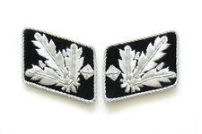 WW2 German Elite Officer Major General Collar Tabs