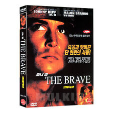 The Brave (1997) DVD - Johnny Depp (*New *All Region)