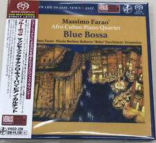 Massimo Farao' Afro Cuban Piano Quartet - Blue Bossa Japan Venus Audiophile SACD