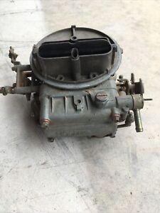 Holley 350 CFM Carburettor List-7448 2 Barrel Carby Used