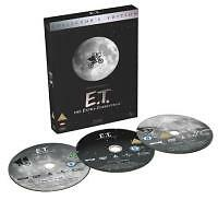 ET - The Extra-Terrestrial - 2002 Henry Thomas, Dee Wallace New UK Region 2 DVD