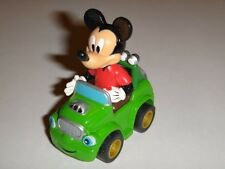 Disney Mickey Mouse Driving A Car Rare