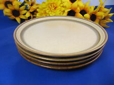 "Home Beautiful Stoneware J7803 COUNTRYSIDE Salad Plates 8"" Set Of 4"