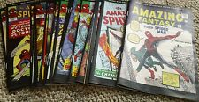 AMAZING SPIDERMAN COLLECTIBLE SERIES 1-24 COMPLETE SET GIVEAWAY PROMO NY POST 2
