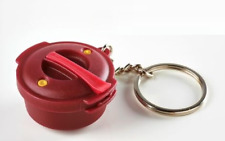Tupperware Key Chain Smart Pressure Cooker Keychain Collectible New in Package