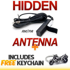 Hidden Antenna Radio Stereo AM FM Stealth for Vehicle Car Truck Motorcycle CYX