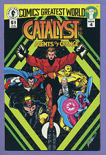 Comics' Greatest World Catalyst Agents of Change 1993 Week 4 Perez Dark Horse