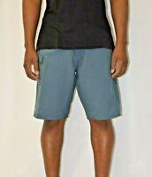 Volcom Men's Gray Blue Board Shorts (Retail $60)