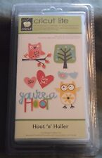 Brand New Sealed Hoot 'n' Holler Cricut Lite Cartridge