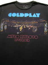 COLDPLAY mylo xyloto 2012 tour MEDIUM concert T-SHIRT