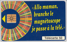 France télécarte 50   Millionnaire