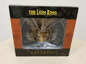 Disney The Lion King Special Edition Simba Ornament from New York Show