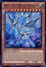 Yu-Gi-Oh! - Deep-Eyes White Dragon MVP1-EN005 - The Dark Side of Dimensions Pack