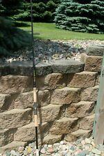New listing New 9' Telesc Musky Rod Muskie St Northern Pike Catfish Saltwater Fishing Croix