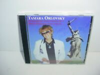 Tamara Orlovsky Signed CD