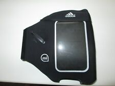 DEVICE TO HOLD YOUR PHONE STEP COUNTER ECT STRAPS ONTO THE ARM BLACK ADIDAS