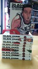 D Visual - Slam Dunk - blocco 5 numeri nuovi! (6 - 7 - 10 - 11 - 12)