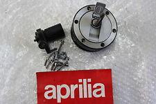 Aprilia RSV Tuono 1000 RP Zündschloss Tankdeckel mit Schloß Schlüssel TOP #R7810
