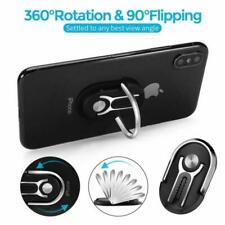 Universal 360 Finger Ring Cell Phone Holder Stand Car Magnetic Metal Portable