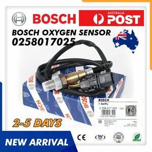 Oxygen Sensor Lambda Sensor 5 Wire 17025 Lsu 4.9 For Bosch Denso 0258017025 AU