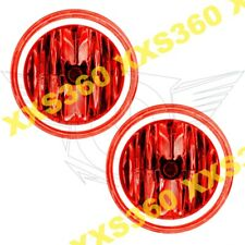 ORACLE Halo FOGLIGHTS Round for Ford F150 06-10  RED LED Angel Eyes