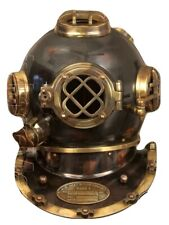 Copper Antique US Navy Diving Divers Helmet Mark baby costumes gift item