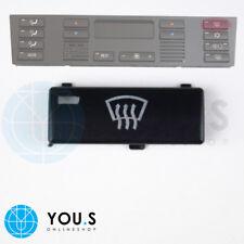 1 x BMW X5 E53 (Bj 00-06) Klimabedienteil FRONT Lüftung Taste Knopf - NEU
