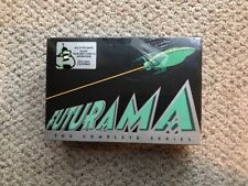 Futurama The Complete Series Special Edition Collection DVD Format Discs New