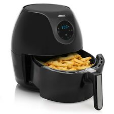 Princess Heißluftfritteuse Digital Crispy Fryer 5,2 Liter, Frittieren ohne Öl 18