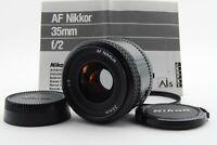 [Near Mint] Nikon AF Nikkor 35mm f/2 Wide Angle Lens F Mount from Japan 741564
