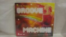 K-Tel Presents Groove Machine 2 Disc Set 2006 BCI Eclipse Company         cd1411