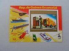 Äquatorialguinea - 1974, Block 138, U.P.U., Weltpostverband, postfrisch