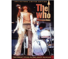 The Who - Retrospectives (DVD, 2008, 2-Disc Set)