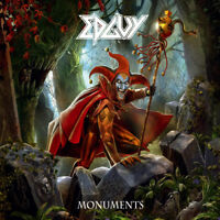 Edguy  - Monuments (2CD) CD Korea Import SEALED New