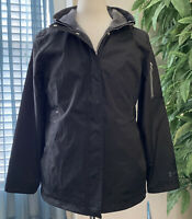 FREE COUNTRY RADIANCE-WOMENS REVERSIBLE JACKET-WATER/WIND RESISTANT MSRP $100 Sm