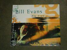 Bill Evans Big Fun Japan CD sealed Vinnie Colaiuta Randy Brecker