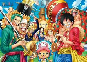 2000 Piece Jigsaw Puzzle One Piece There are members! (73 x 102 cm)