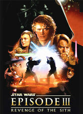 """Star Wars Episode III 3- Revenge Of The Sith  Wall Movie Poster 17""""x13"""""""