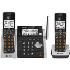 AT&T 2 Handset Cordless Answering System Cl83213