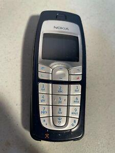 Nokia NPM-10 Mobile Cell Phone Cingular Grey Bar Style NPM 10 Vintage *1904*