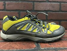 PATAGONIA Folis Green Performance Footwear Sneakers Men's Size 10