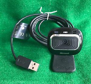 MICROSOFT   LIFECAM    WEBCAM   CAMERA MODEL   HD-3000