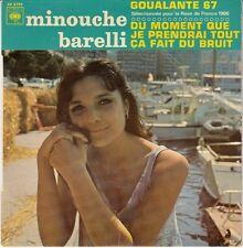 45 T EP  MINOUCHE BARELLI *GOUALANTE 67*