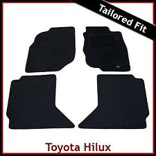 Toyota Hilux Twincab Tailored Fitted Carpet Car Mat (2007 2008 2009 2010 2011)