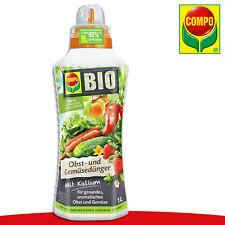 COMPO 1 L Organic Fruit- And Vegetable Fertilizer With Potassium