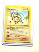 HITMONTOP # 37 Black Star Promo WOTC Set NEAR MINT Pokemon Card