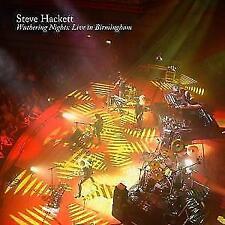 Wuthering Nights: Live in Birmingham von Steve Hackett (2018)