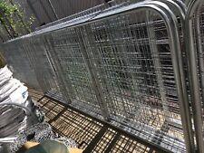 AU STOCK ! Hot dipped galvanized -Farm gate 1.2m*3mm,$78/each