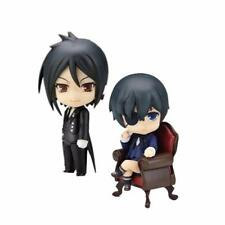 Anime Black Butler Ciel Sebastian #68 #117 Nendoroid PVC Figure Collectibles hot