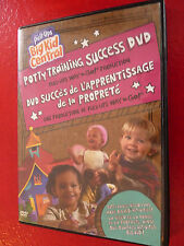 DVD Movie Potty Training Success Pull-ups Big Kid Central NTSC